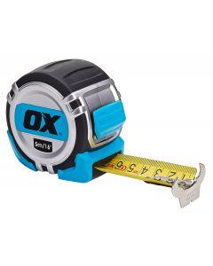 OX Pro Heavy Duty Tape Measure - Metric & Imperial