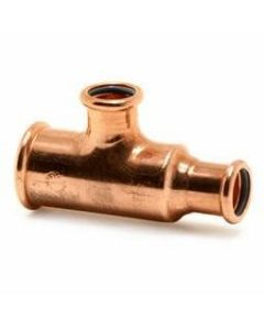 Xpress Copper S27 One End and Branch Reduced Tee 28x22x22mm - 38532