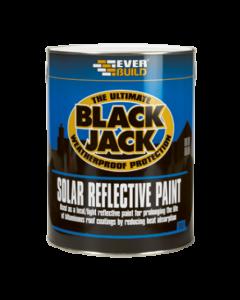 BlackJack Solar Reflective Paint 5L
