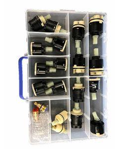 Monoblock Tap Cartridge Plumbers Box