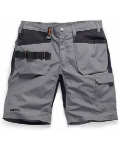Scruffs Trade Flex Holster Shorts Graphite