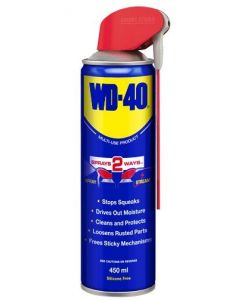 WD40 Multi Use Maintenance with Smart Straw