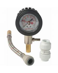 Rothenberger 6.7105 Dry Pressure Test Kit 0-4 bar