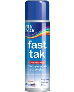 Bostik Fast-Tak Permanent Spray Adhesive 500ml - 80215