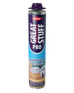 Great Stuff Pro Window & Door Fixer 750ml (Gun Application)
