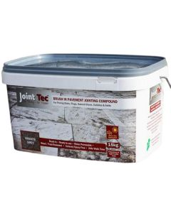 JointTec Brush-In Jointing Compound - Basalt Grey 15kg