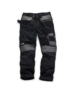 Scruffs 3D Trade Trouser Black/Grey