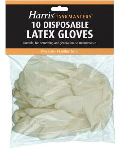 Harris Disposable Gloves (Pack 10) - 5090