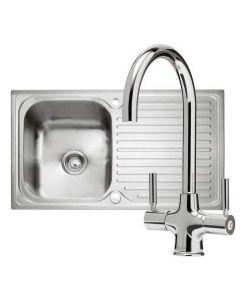 Caple Sabre 100 Sink & Tap Pack PK/SA100