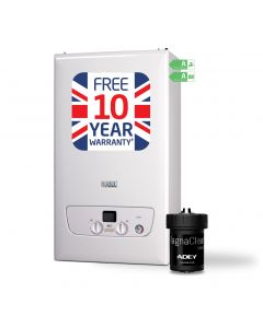 Baxi 836 Combi Boiler complete with Magnaclean Micro 2 Filter (10 Year Warranty)