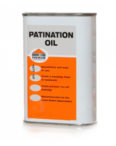 Leadmate Patination Oil 1L