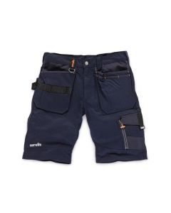 Scruffs Trade Shorts - Blue