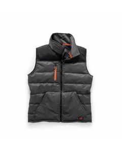 Scruffs Worker Bodywarmer Black/Charcoal