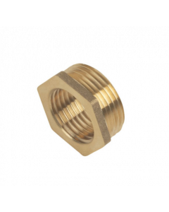 "Brass Bush 3/4""x1/2"""