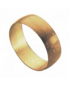 Brass Olives 15mm - 90001323 (Pack of 10)
