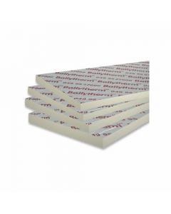 BTCW Polyiso Cavity Wall Board 1200x450x75mm