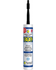 C-Tec CT1 Adhesive 290ml Black