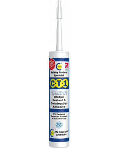 C-Tec CT1 Adhesive 290ml Clear