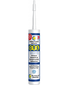 CT1 Sealant & Adhesive White