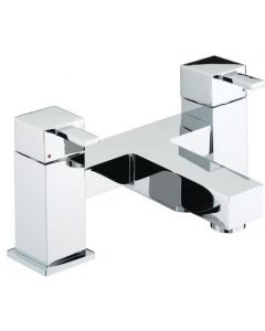 Bristan Quadrato 2Th Bath Filler Qdbfc