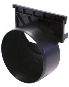 Aco Hexdrain Outlet End Cap 110mm - 319289