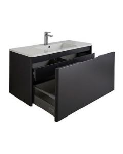 Fife Wall Hung Drawer Unit with Basin 1000mm - 55907/55900