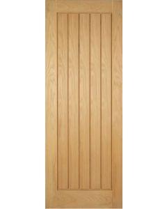 2040 x 926mm Oak Mexicano Internal Fire Door