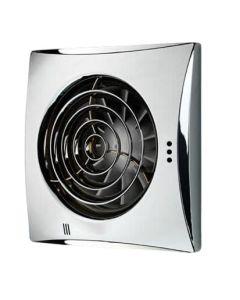 HIB Hush TH Fan Chrome 15.8x15.8x3cm - 33200