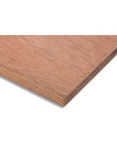 Hardwood Throughout Plywood WBP B/BB 2440x1220x25mm