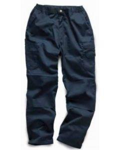 Standsafe Cargo Trouser Navy WK018