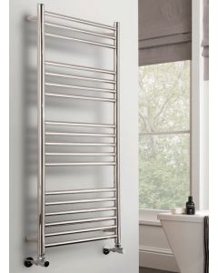 Vogue Chube Stainless Steel Towel Rail 1200x300mm