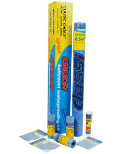 Classi Waterproofing Kit for Wetrooms 11.1m2 - CKW11.1