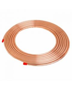 Minibore Copper Tube 10mmx50m Coil