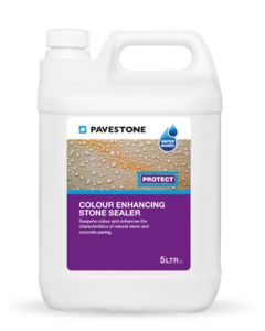 Pavestone Colour Enhancing Stone Sealer 5L - 16219750