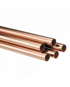 Table X Copper Tube 22mmx3m Length
