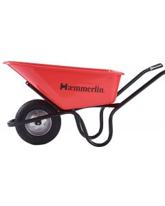 Haemmerlin Crusader Wheel Barrow - 120L