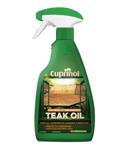 Cuprinol Natural Enhancing Teak Oil