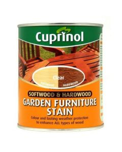 Cuprinol Softwood & Hardwood Garden Furniture Stain 750ml Antique Pine