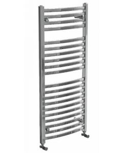 Vogue Curvee Towel Rail Chrome 800x600mm