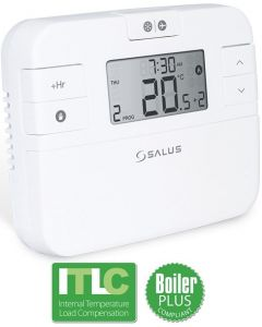 Salus Programmable Room Stat - RT510+ (Boiler Plus Compliant)