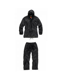 Scruffs Rainsuit Black - T54559