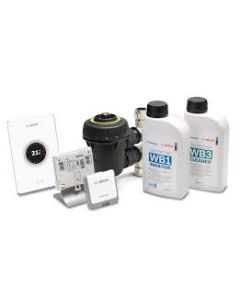Worcester EasyControl RF Heating System Care Pack White (Suitable for Greenstar 8000) - 7733600433
