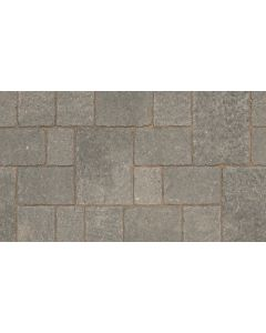 Marshalls Drivesett Tegula Original Block Paving-Pennant Grey