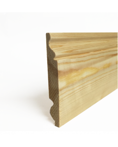 Dual Softwood Skirting Torus/Ogee