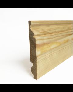 Dual Redwood Skirting Torus/Ogee