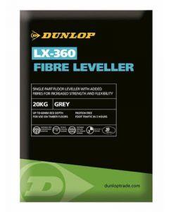 Dunlop LX-360 Fibre Leveller Grey 20kg - 25279