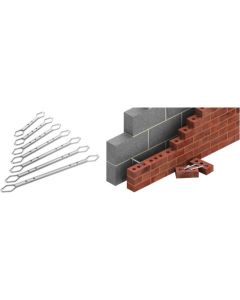 St1 S/S Wall Tie 225mm Long