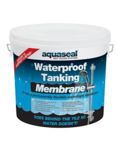 Everbuild Aquaseal Waterproof Tanking Membrane 5L