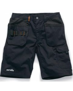 Scruffs Trade Flex Holster Shorts Black