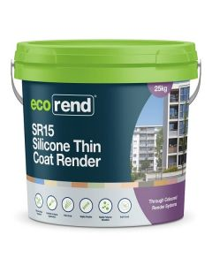 Ecorend SR15 Thin Coat Render